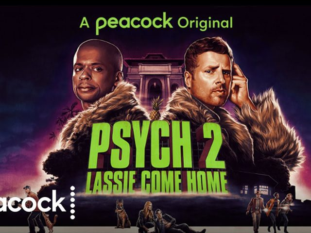 'Psych' Returns with New Movie on Peacock [TRAILER]