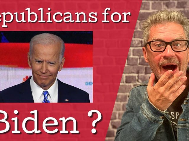 Republicans for Biden? Like Who? [VIDEO]