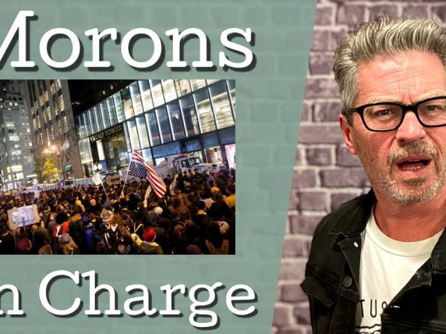 Morons In Charge [VIDEO]