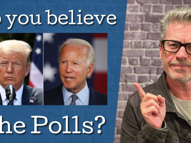 Do You Believe the Polls? [VIDEO]