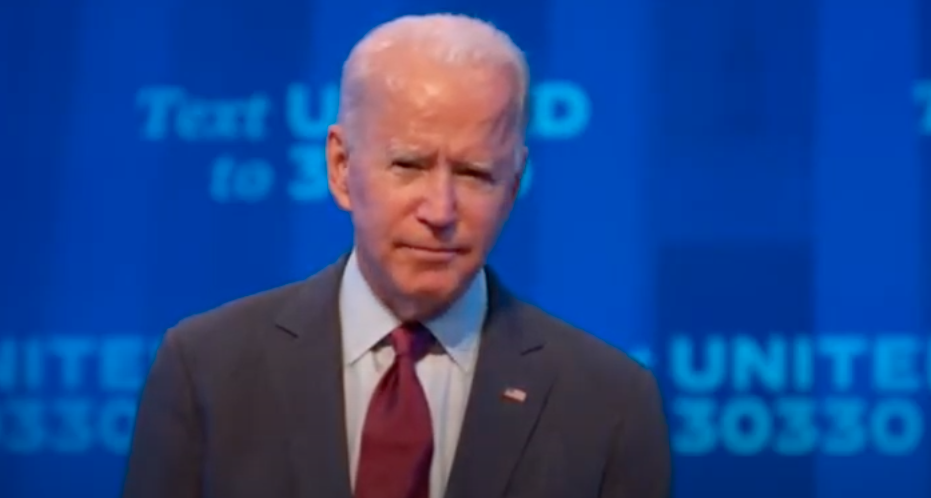 America Is Done if Biden Steals the Election