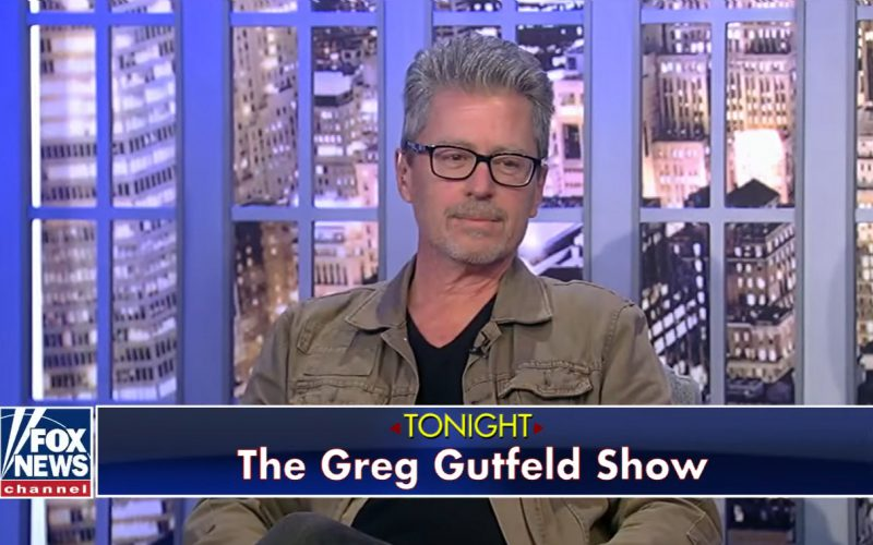 Loftus on Gutfeld