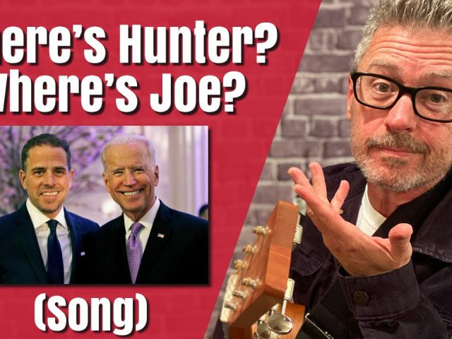 Where's Hunter? Where's Joe? [VIDEO]
