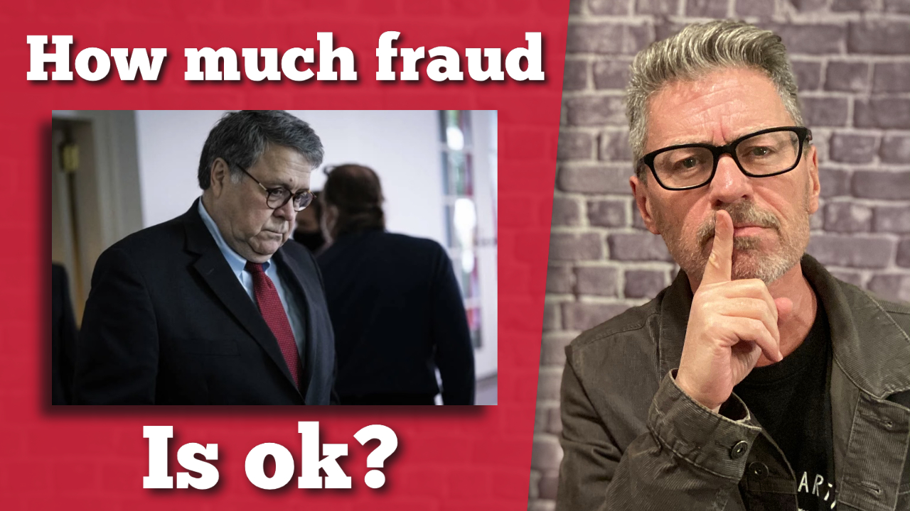 How Much Fraud Is OK? [VIDEO]