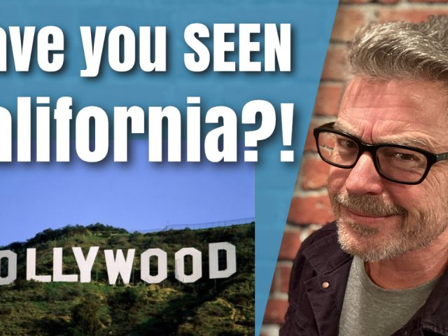 Have You SEEN California? [VIDEO]