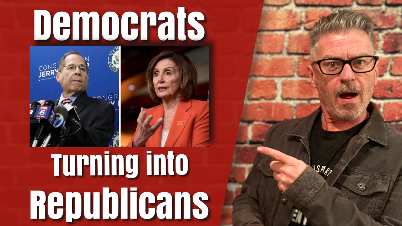 Democrats Turning into Republicans [VIDEO]