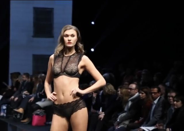 Lingerie for Valentine's Day? Yes. Always Yes. [VIDEO]