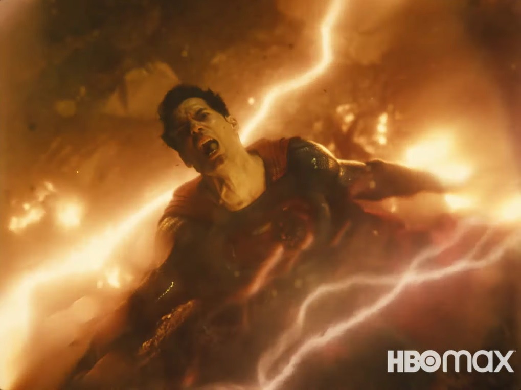 Superman in 'Zack Snyder's Justice League'