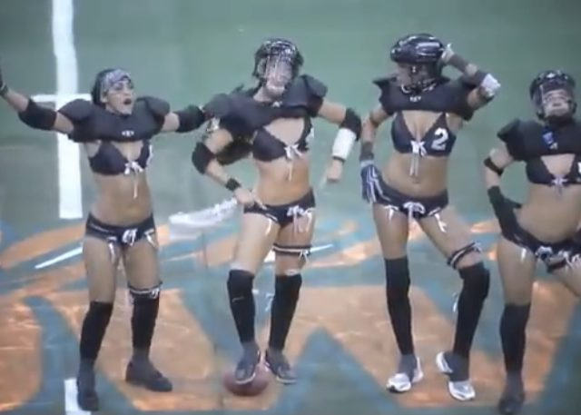 The Lingerie Bowl. What Happened? [VIDEO]