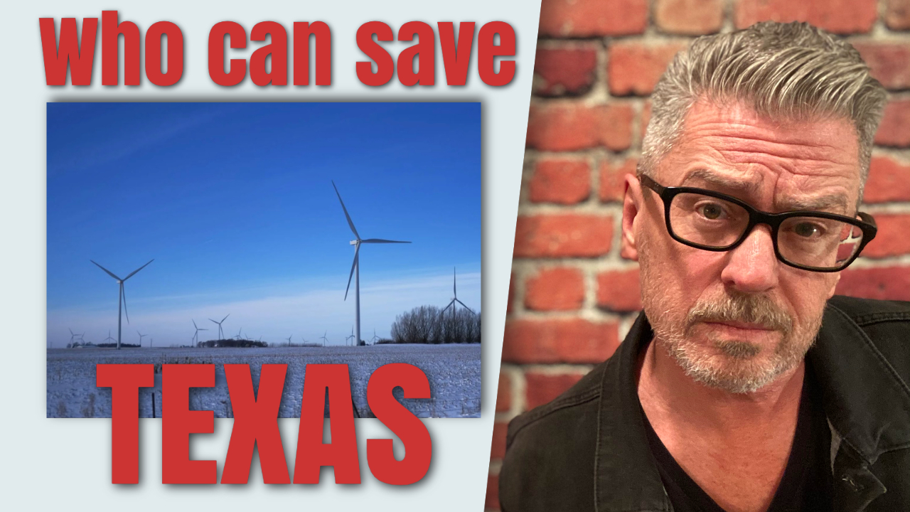 Who Can Save Texas? [VIDEO]