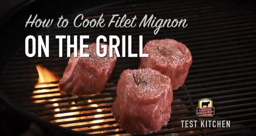 Want to Cook Filet Mignon on the Grill? Here's How