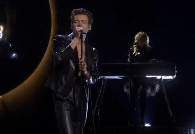 Harry Styles Just Crushed It at the Grammys