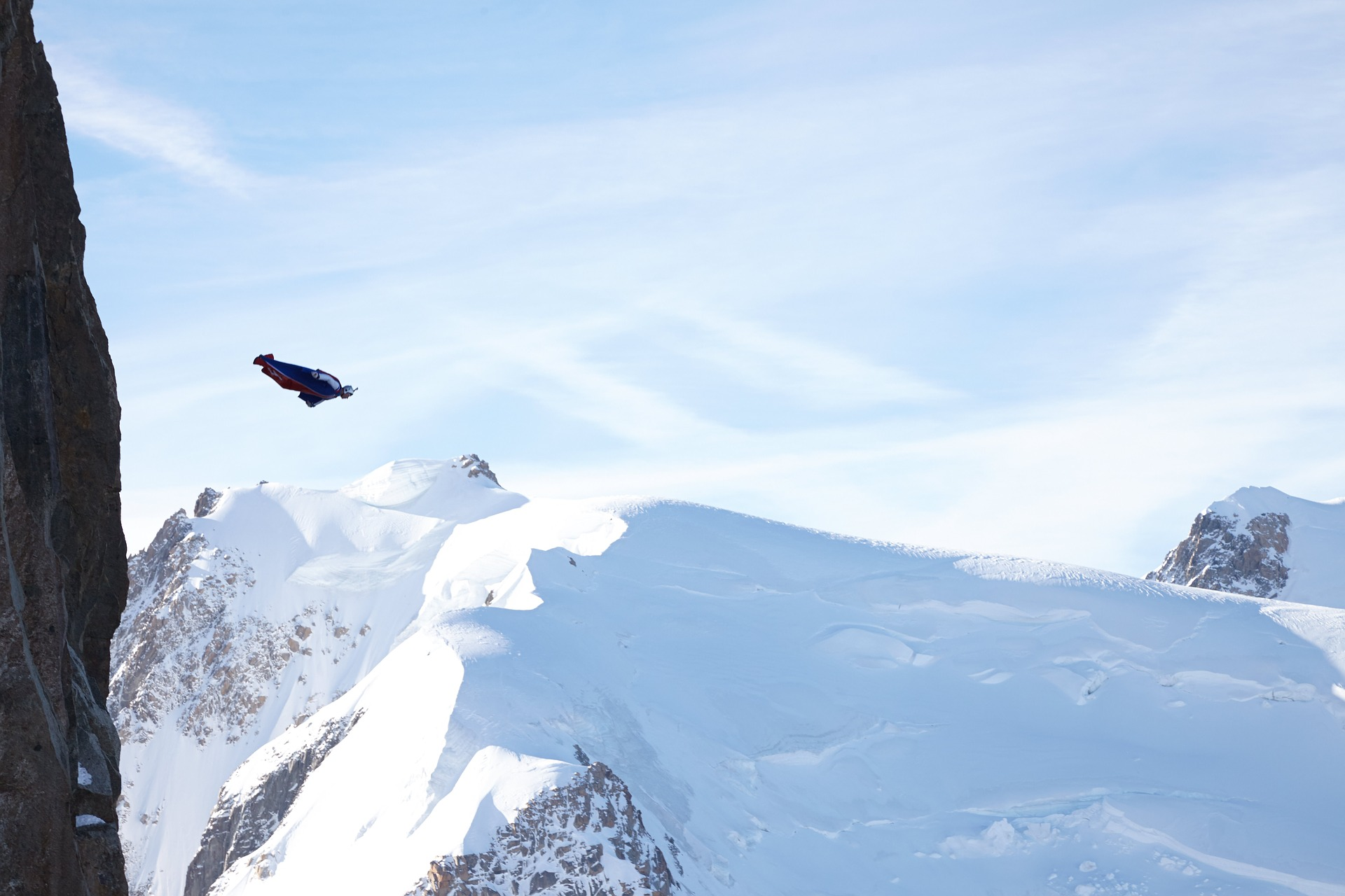 Five Insane Wingsuit Fly-Bys