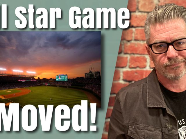 The All-Star Game Moved