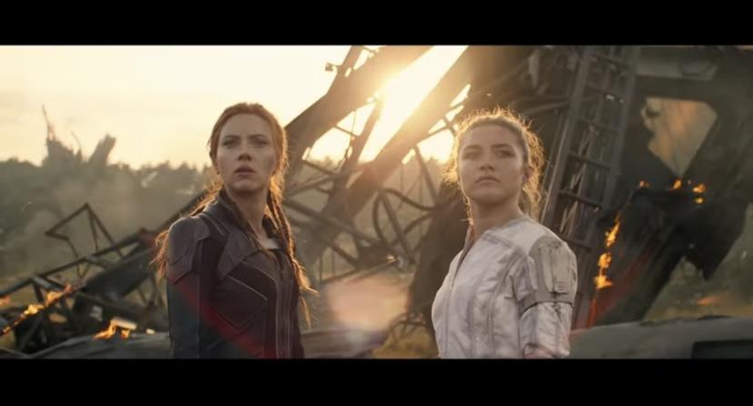 New 'Black Widow' Trailer!