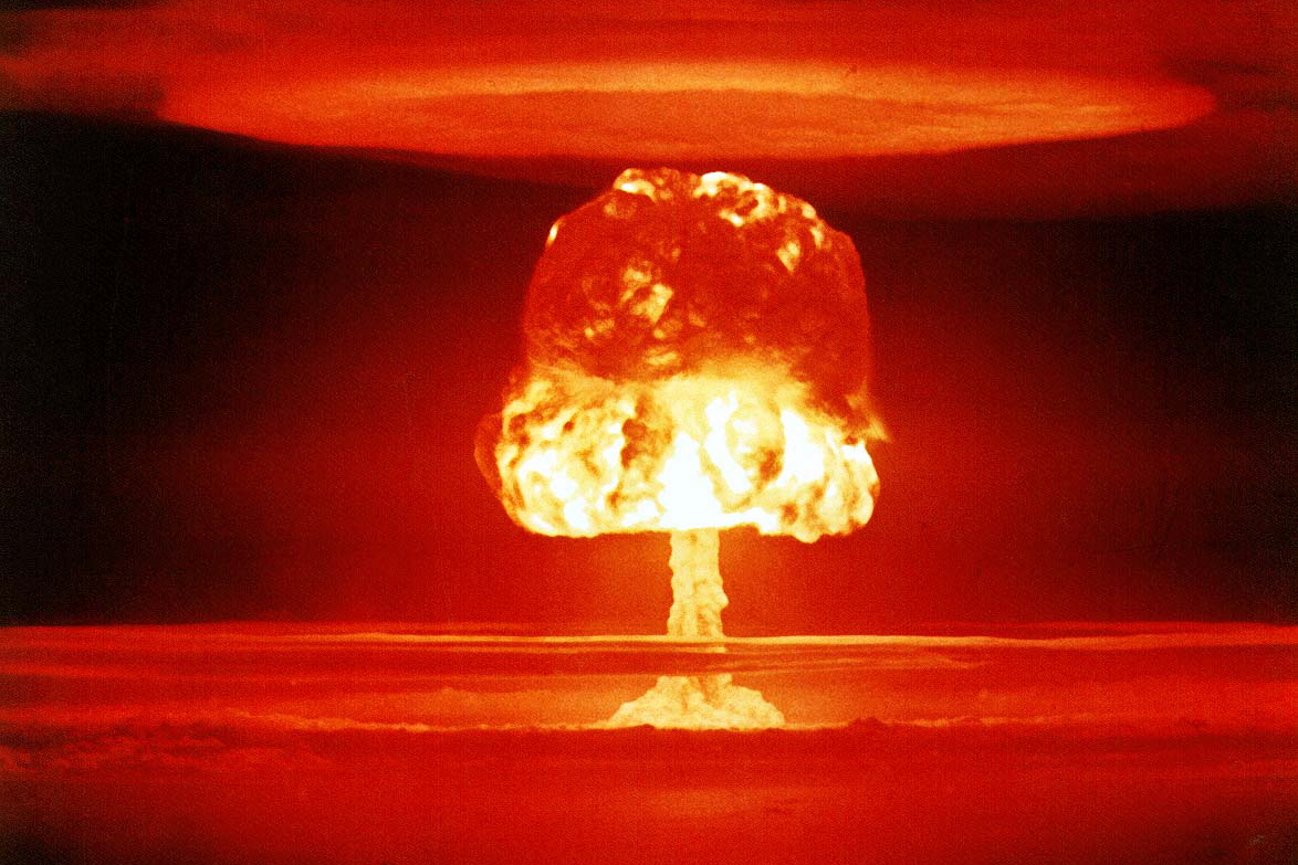 Header image for 'Gen X: Life under Threat of Nuclear War' post.