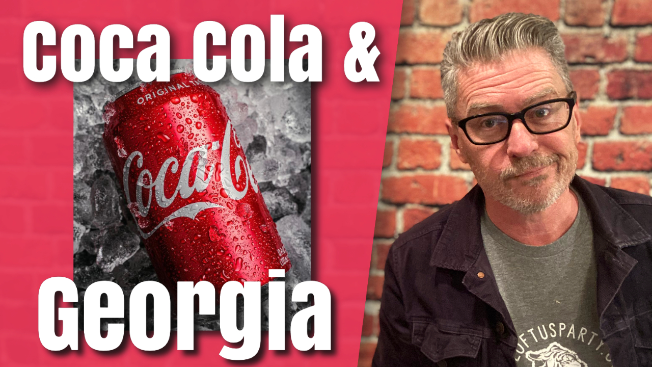 Coca-Cola and Georgia