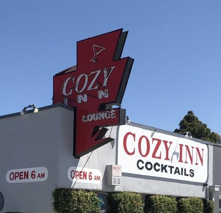 SoCal Heathens, Get to the Cozy Inn