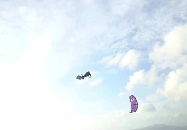 Epic Kitesurfing Crashes