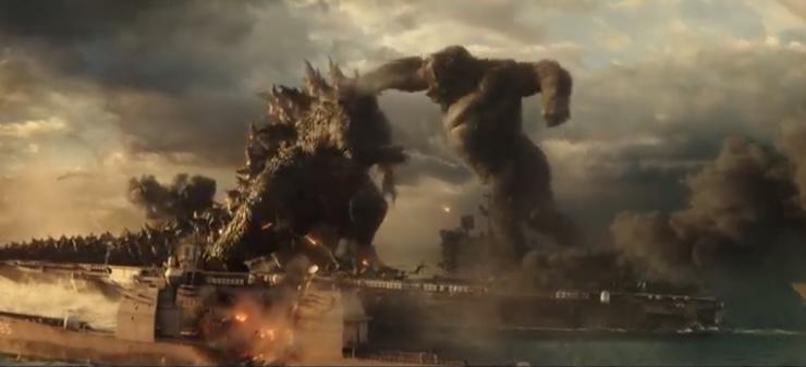 The Mgmt's Review of 'Godzilla vs. Kong'