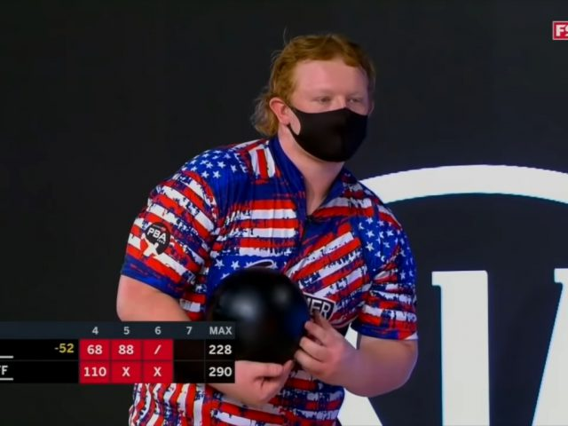 'Ginger Assassin' 1st PBA Bowler to Convert 7-10 Split on TV in 30 Years