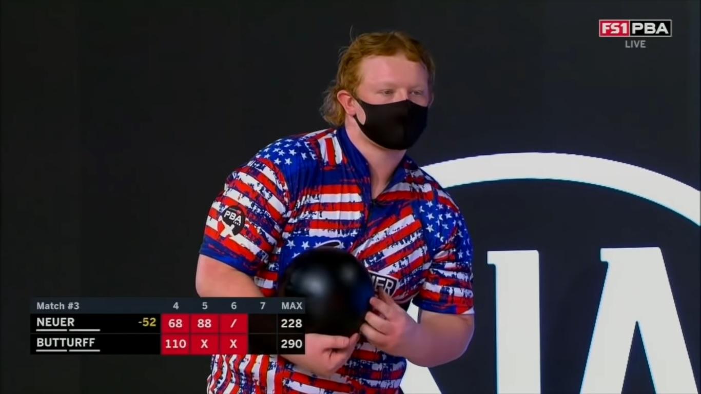 'Ginger Assassin' 1st PBA Bowler to Convert 7-10 Split on TV in 30 Years