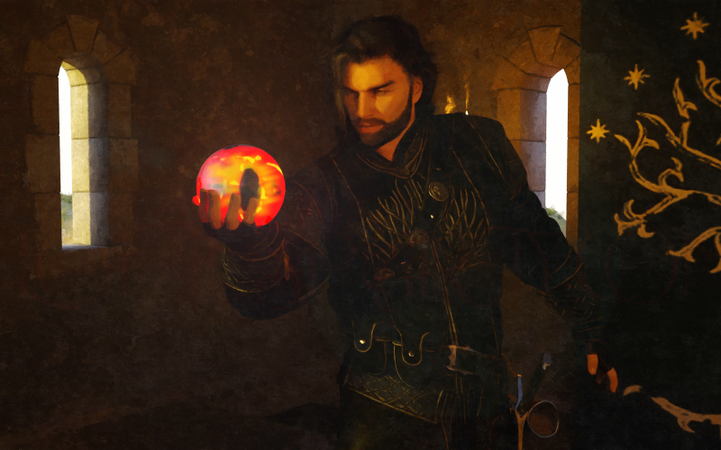 Aragorn Palantir