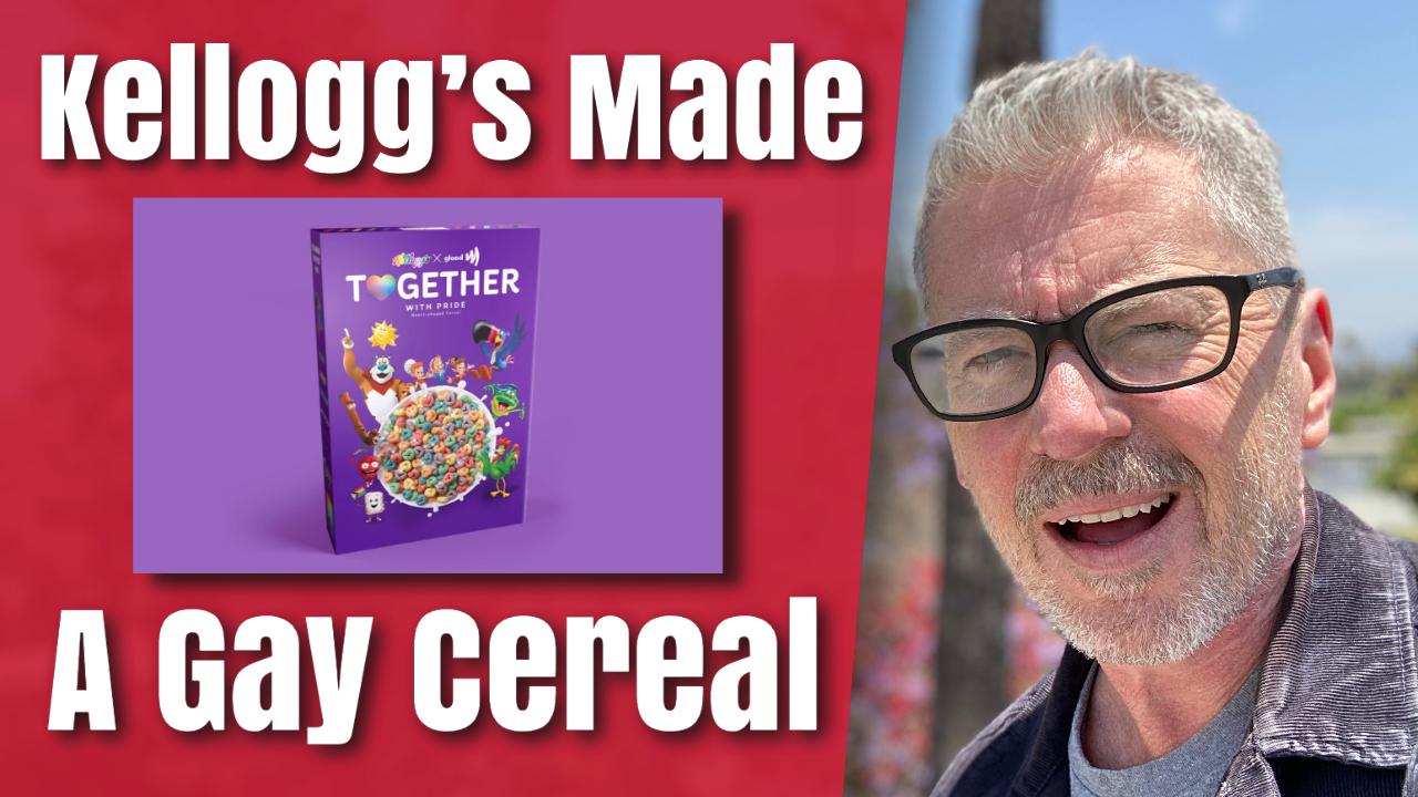 Kellogg's Made a Gay Cereal