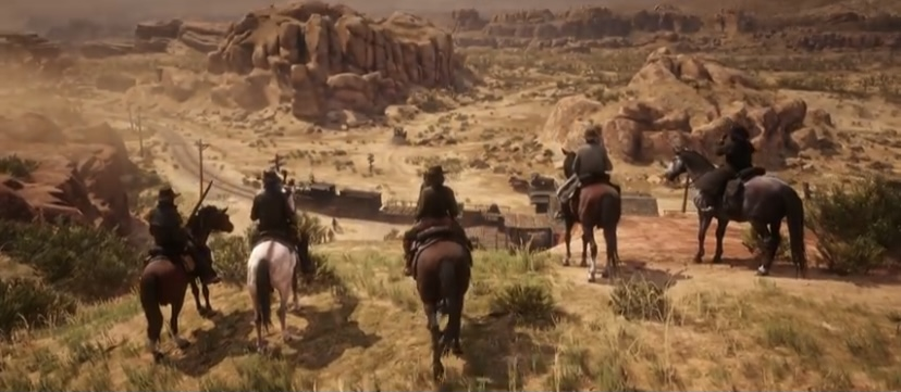 Red Dead Online: Blood Money — Available Now
