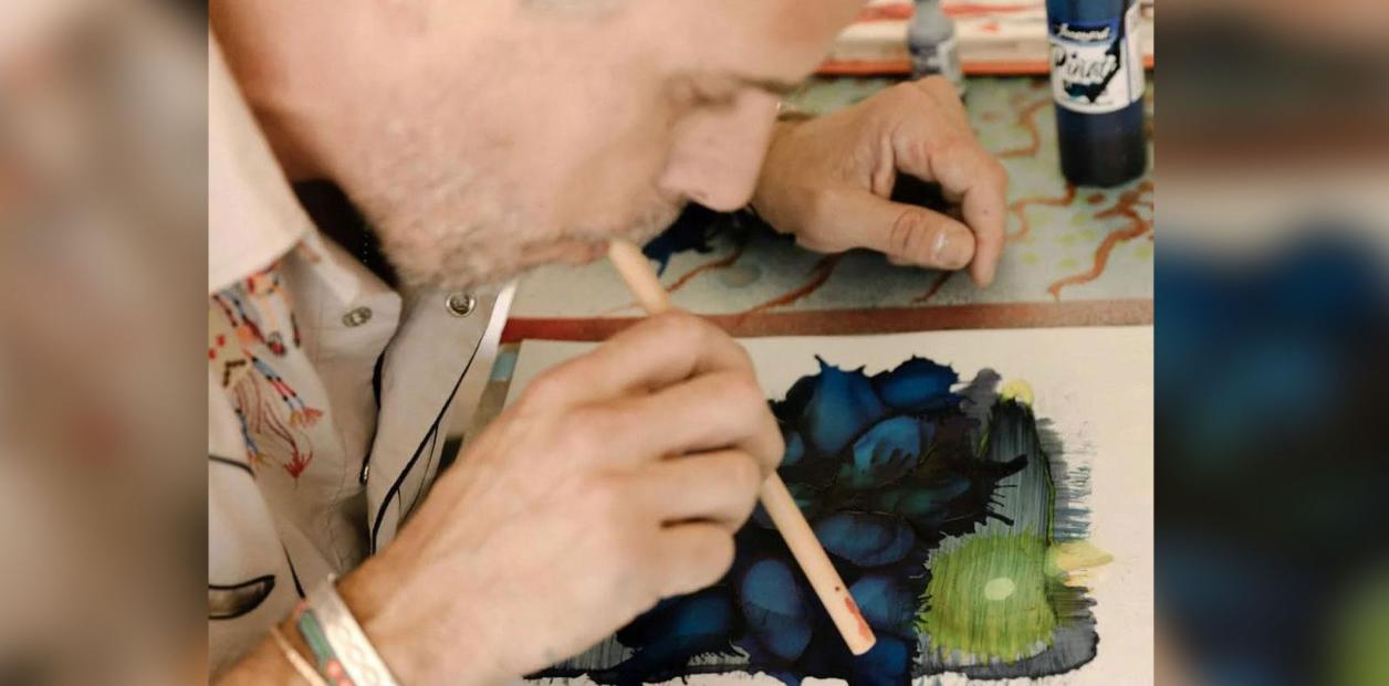 Art Corner – The Artistic Stylings of Hunter Biden