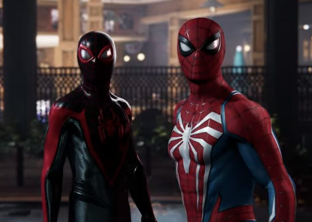 Spider-Man 2 PlayStation Trailer. Watch This Now.