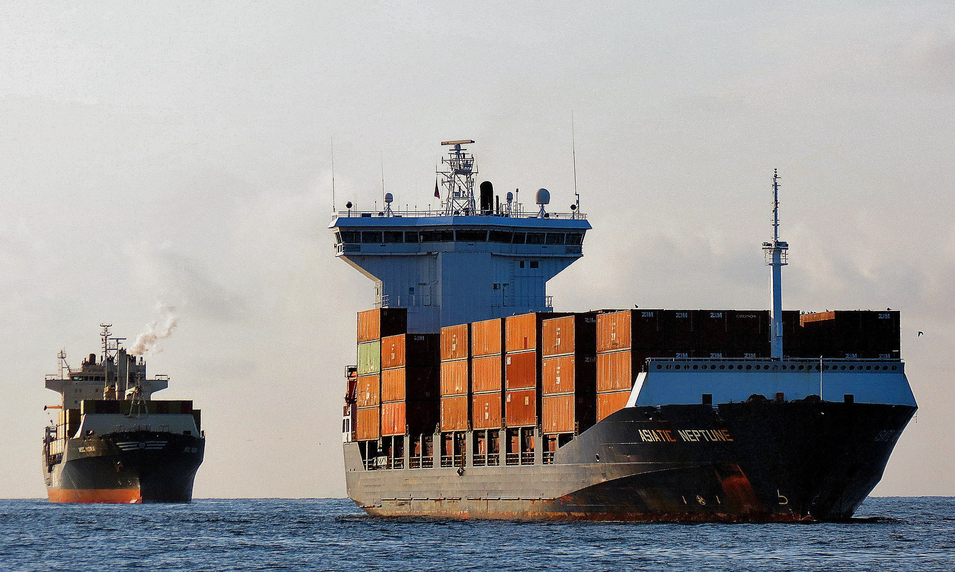 Hundreds of Ships Wait to Unload. Is This Administration REALLY That Inept?