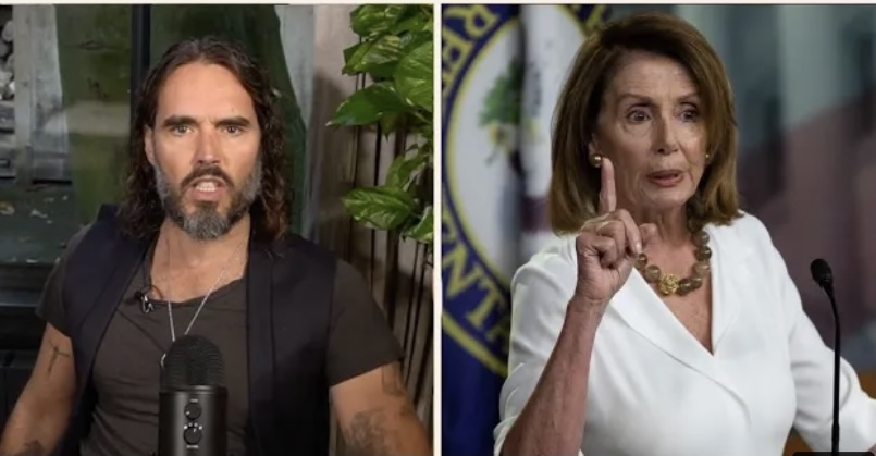 Russell Brand: If THIS Isn't Political Corruption Then WHAT IS?!!!