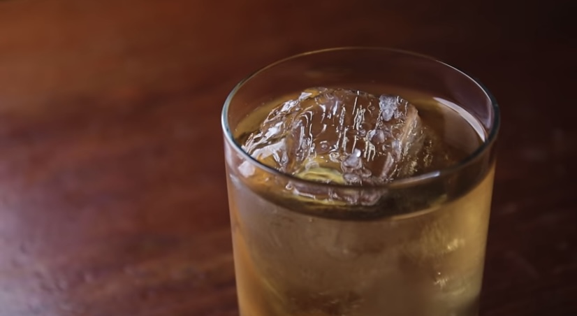 How to Make a 'Rusty Nail'